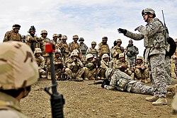 Annu en amerikansk soldat dodad i bagdad