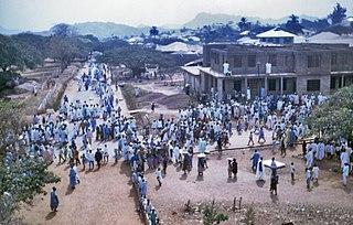 Dekina,  Kogi, Nigeria