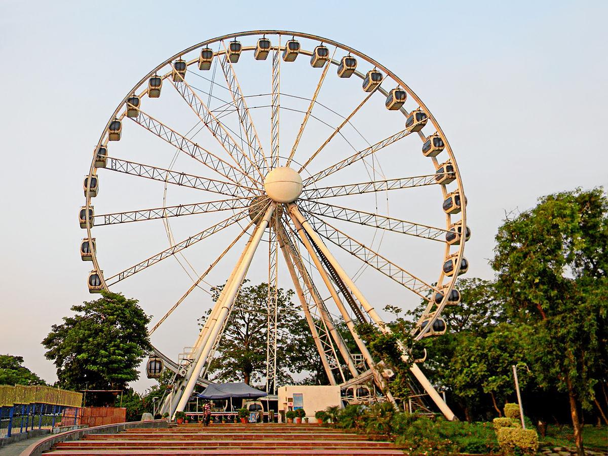 Delhi eye wikipedia for Cabine in delhi la