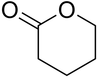 Delta-Valerolactone - Image: Delta valerolactone