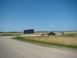 Delta Marsh - Image: Delta Marsh Manitoba Canada (2)