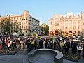 Demonstration in support of Ukrainian language bill in Kharkiv 2019-04-24 (07).jpg