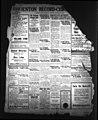 Denton Record-Chronicle. (Denton, Tex.), Vol. (16), No. (34), Ed. 1 Thursday, September 23, 1915 - DPLA - b2e0e95c41958eb8b9ee561f5d1b55a3 (page 1).jpg