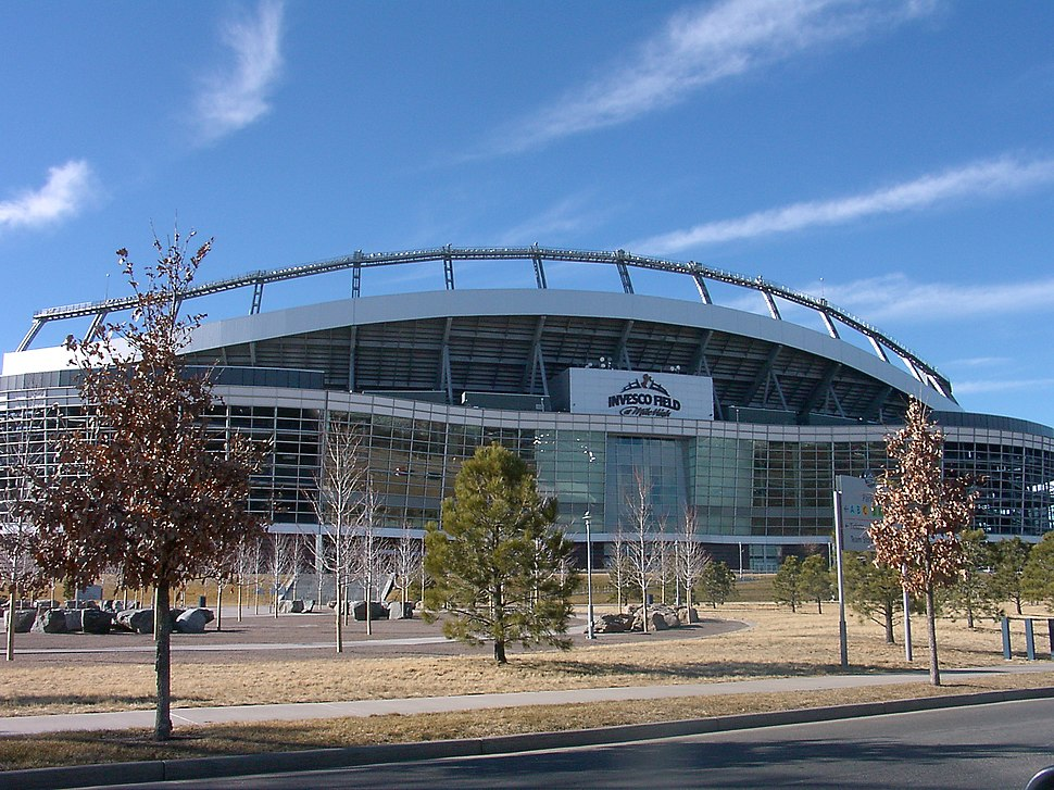 Denver invesco stadium 1