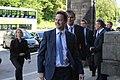Deputy Prime Minister arrives at St. Andrew's House, Edinburgh (5814929167).jpg