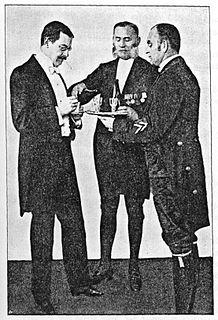 Lackey (manservant) uniformed manservant