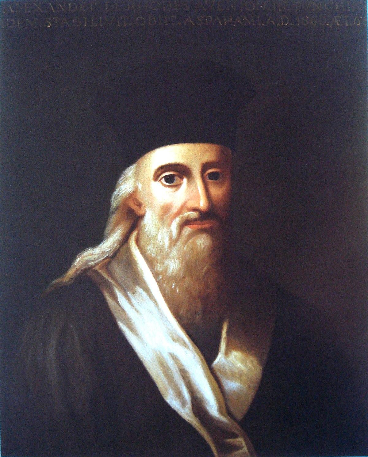 Alexandre de Rhodes - Wikipedia