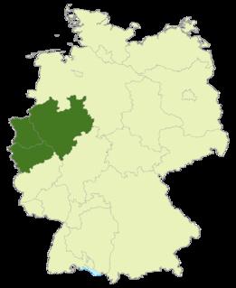NRW-Liga Highest football league in North Rhine-Westphalia (2008–2012)