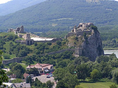 How to get to Hrad Devín with public transit - About the place