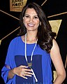 Diana Hayden at the launch of 'The Project Runaway' restaurant.jpg