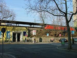 Offenbach (Main) Hauptbahnhof - Image: Diba bahnhof offenbach 31
