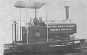Dampflokomotive von Dick, Kerr & Co Ltd[3]