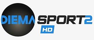 Diema Sport - Image: Diema Sport 2 logo