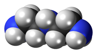 Diethylenetriamine chemical compound