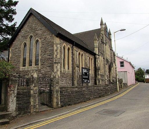 Dinas Powys Methodist Church, Dinas Powys - geograph.org.uk - 5070221