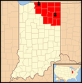Diocese of Fort Wayne - South Bend map 1.png
