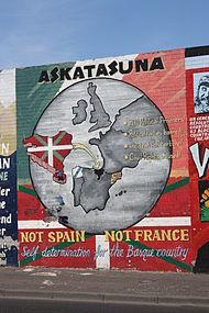 En slogan som bar anda till spanien