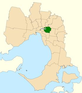 Division of Kooyong Australian federal electoral division