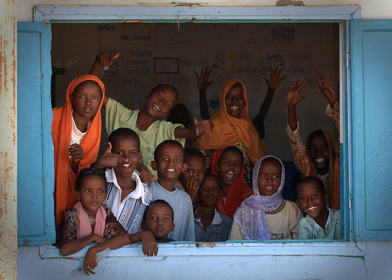 Datei:Djibouti Balbala children.JPEG