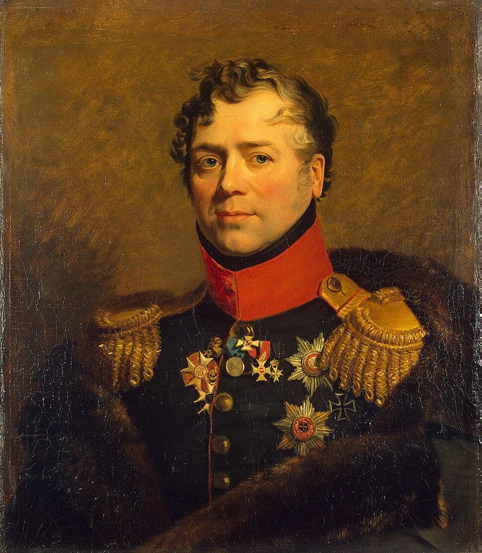 Dmitriy Vladimirovich Golitsyn