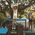 Dmitry Arsenyev pogopalooza freestyle podium.jpg