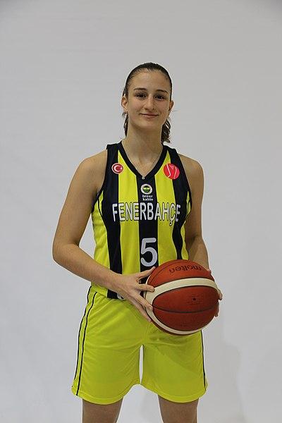 File:Doğa Adıcan 5 Fenerbahçe Women's Basketball 20191031 (4).jpg