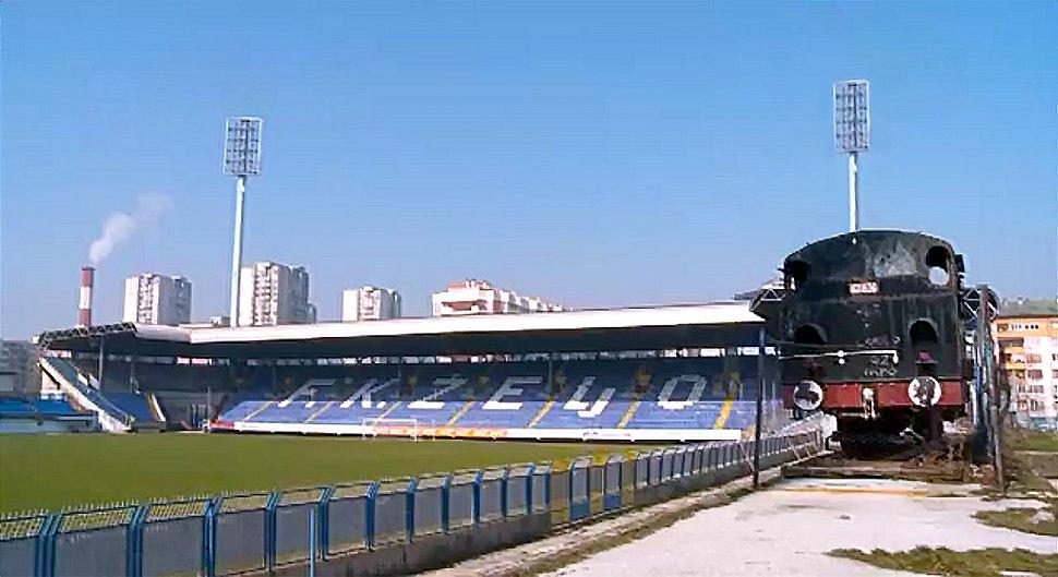 Dolina cupova - Grbavica Stadium 2015
