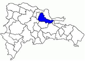 Duarte Province - Image: Dom Rep Duarte