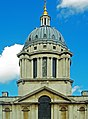 Dome, Old Royal Naval College - geograph.org.uk - 2599903.jpg