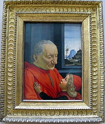 Domenico Ghirlandaio: An Old Man and his Grandson
