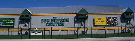 The Don Hutson Center DonHutsonCenter2007.jpg