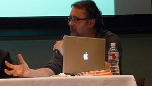 Don Hahn - Don leads a panel on the work of Walt Stanchfield at Comicon 2009