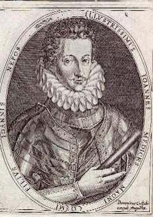 Don Giovanni de' Medici - Don Giovanni de' Medici.