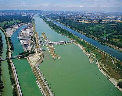 Picture of Kraftwerk Freudenau