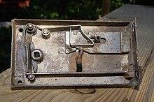 Serratura wikipedia - Cambiare serratura porta ...