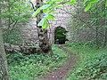 Doorway, Yester Castle - geograph.org.uk - 873897.jpg
