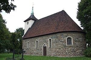 Reinickendorf (locality) - Village church