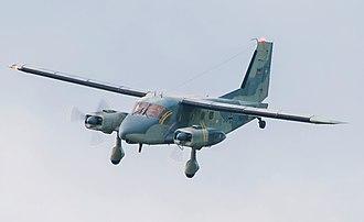 Dornier Do 28 - Dornier Do-28D Skyservant