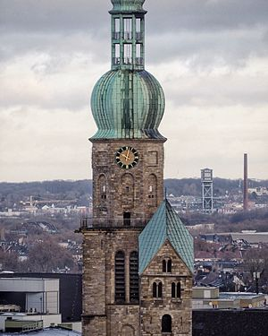 St. Reinold's Church, Dortmund - St. Reinolds and St. Mary Church