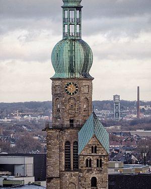 St. Reinold's Church, Dortmund - St. Reinolds and St. Mary Church