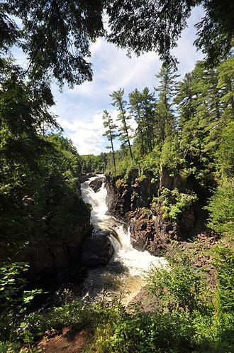 Rawdon, Quebec - Dorwin Falls, Rawdon, QC