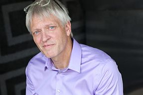 A photo of Doug McIntyre in 2016