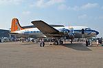 Douglas DC4-1009 'ZS-AUB' (15790725021).jpg