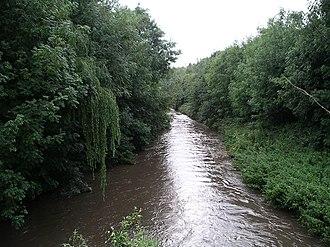 River Sowe - Image: Down sowe july 06