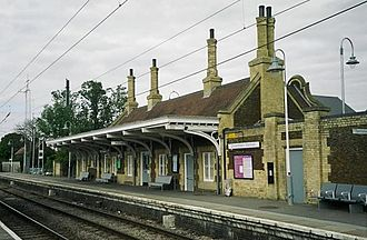 Downham Market - Downham Market railway station