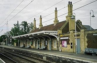 Downham Market - Downham Market railway station
