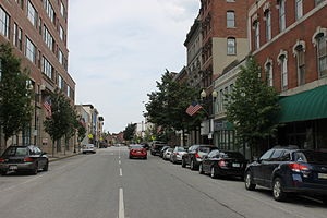 Augusta, Maine - Image: Downtown Augusta, ME IMG 2053