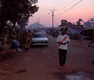 Adamawa Region - Downtown Ngaoundéré