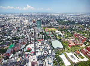 Downtown Tainan(2012)