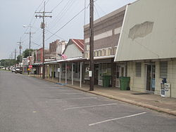Downtown Wisner